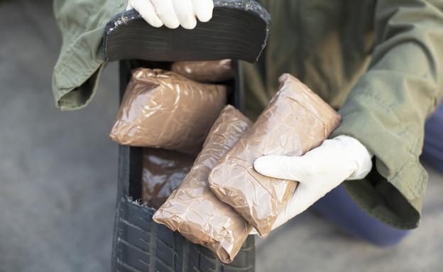 הברחת סמים (צילום: shutterstock   wellphoto)