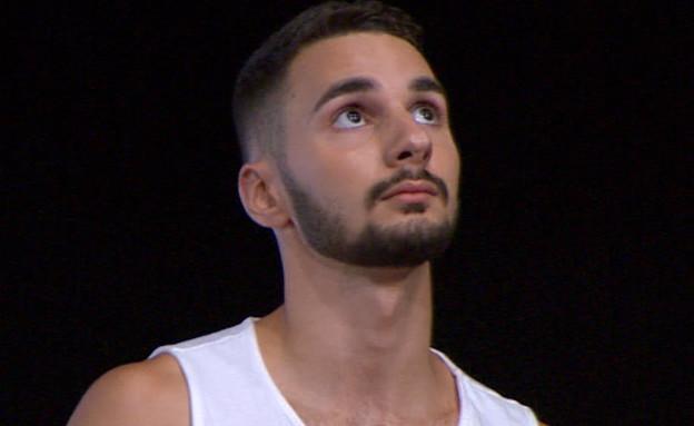 """מסלול הגמר המלא של נתאי הדר (צילום: מתוך """"נינג'ה ישראל"""", קשת 12)"""