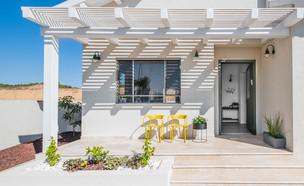 בית בכרמית, עיצוב מיכל סמץ - 1 (צילום: קרין רבנה)