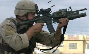 לוחמים (צילום: TAUSEEF MUSTAFA/AFP, GettyImages)