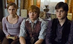 """מתוך """"הארי פוטר ואוצרות המוות"""" (צילום: Warner Bros. Pictures, צילום מסך)"""