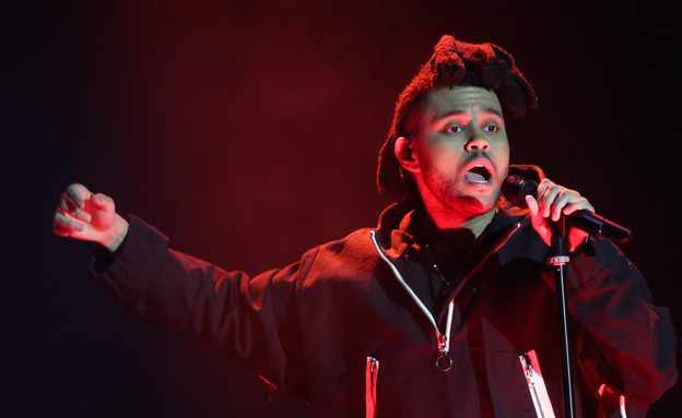 The Weeknd (צילום: reuters)