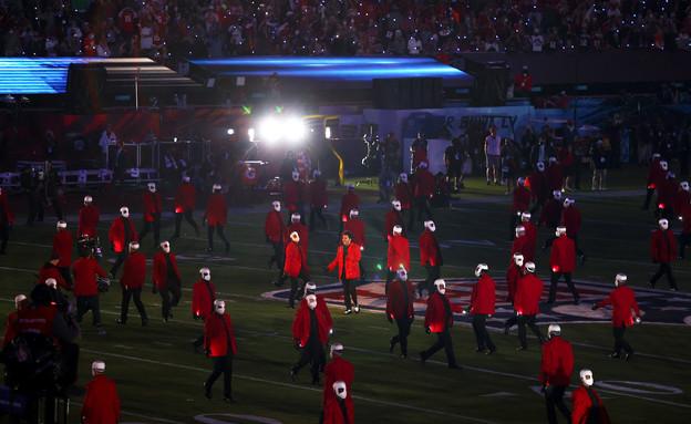 דה וויקנד בסופרבול (צילום: GettyImages-Kevin C. Cox / Staff)