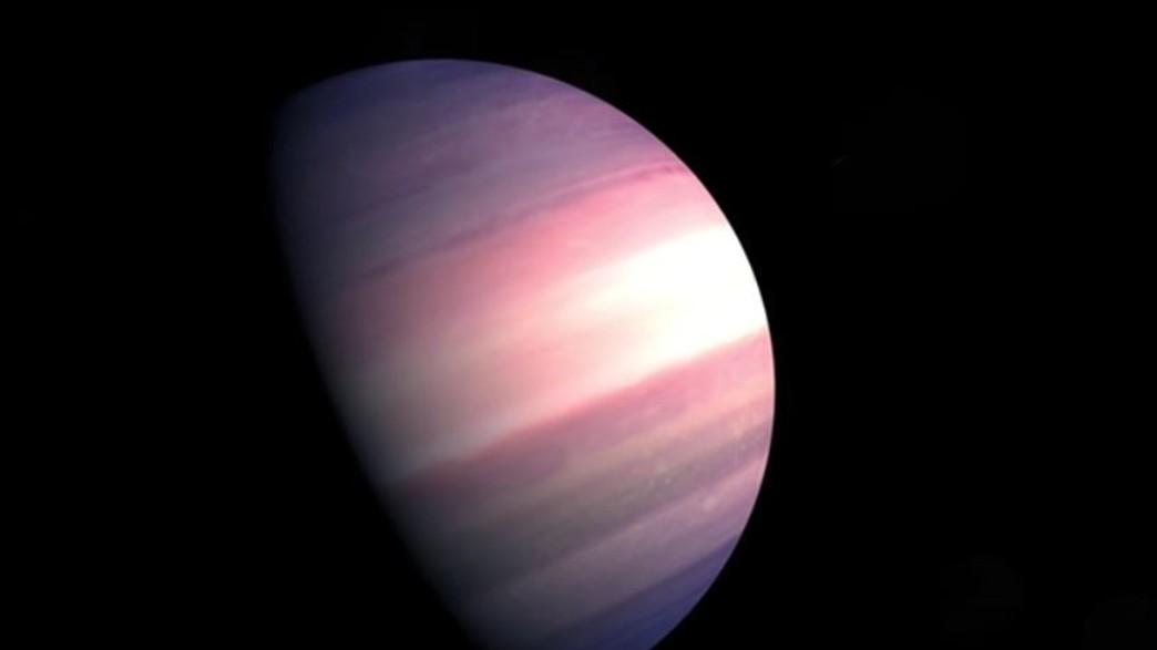 כוכב הלכת TOI 1338 b (צילום: מתוך NASA GODDARD)