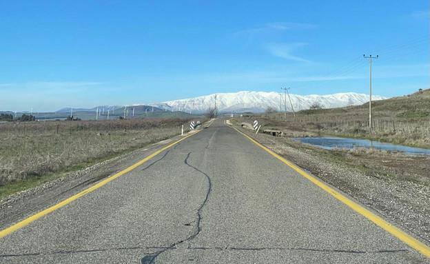 בדרך (צילום: ארז דגן)