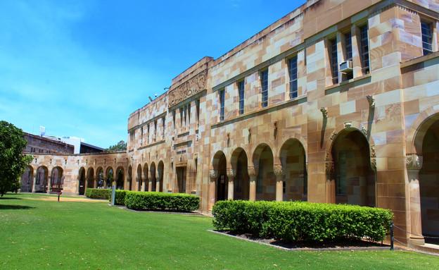 """אוניברסיטת """"קווינסלנד"""", אוסטרליה (צילום: Mariangela Cruz, shutterstock)"""