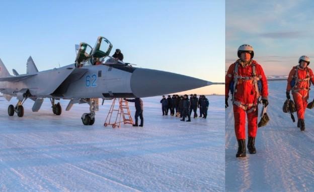 המשימה (צילום: mil.ru)