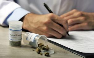 מרשם לקנאביס רפואי (צילום: shutterstock)