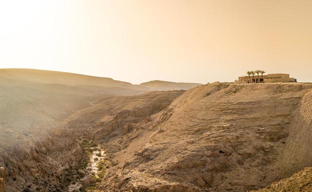 גן לאומי ממשית (צילום: מנו גרינשפן, רשות הטבע והגנים)