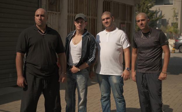 ארגון הפשע של מאור עזרא (צילום: רן מנדלסון)
