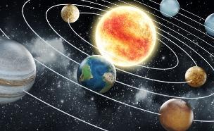 מערכת השמש (צילום: cigdem, shutterstock)