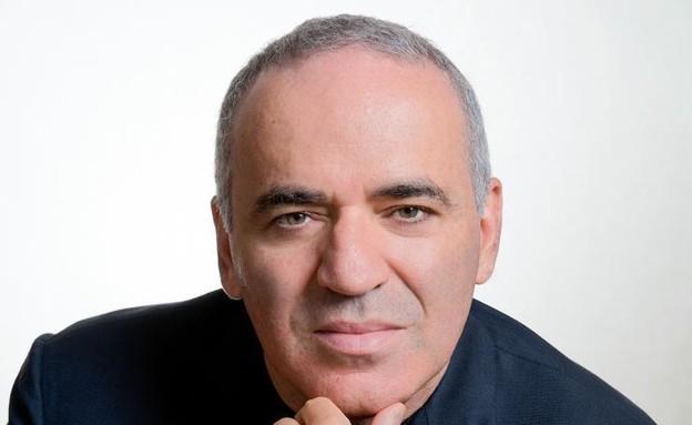 גארי קספרוב (צילום: איגור חודינסקי, N12)
