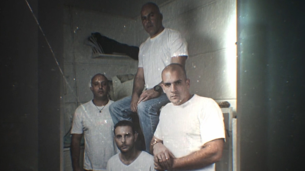 """מתוך הסרט השוטרים הנוקמים (צילום: טל שחר מתוך הסרט """"השוטרים הנוקמים"""")"""