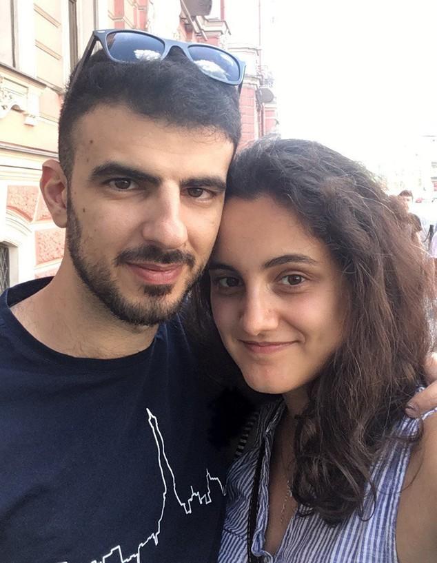 הזוגות שהכירו בעבודה - יוליה ואלירן (צילום: צילום פרטי, באדיבות המצולמים)