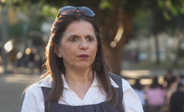 """ד""""ר שרית רותם, מנהלת השירות הפסיכולוגי בזיכרון יעק (צילום: חדשות 12)"""