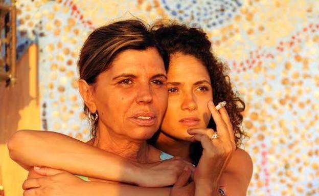 """ריטה שוקרון ומיטל גל סויסה בסרט """"אנשים כתומים"""" (צילום: ויקיפדיה)"""