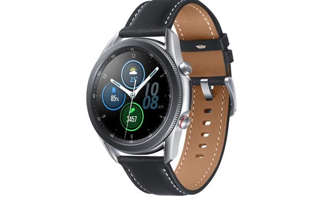 Samsung watch3 (צילום: יחסי ציבור)