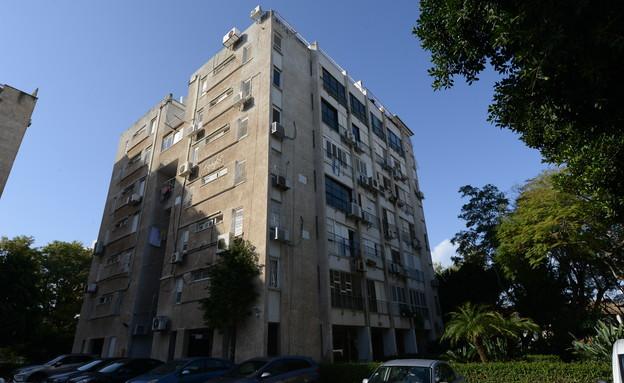רחוב שרה אהרונסון 4 , רמת גן (צילום: איל יצהר, גלובס)