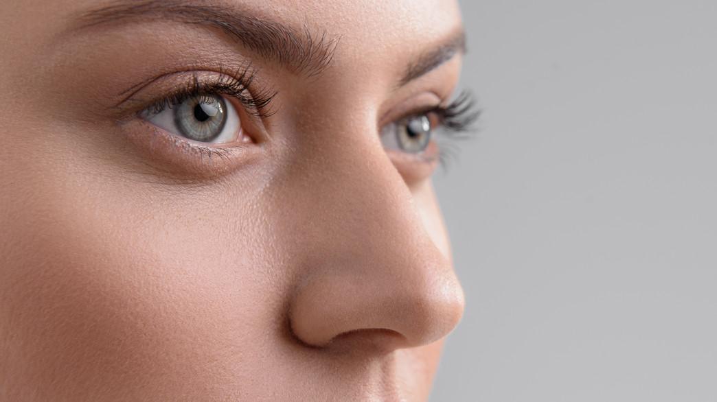 קלוז אפ פנים (צילום: shutterstock By Olena Yakobchuk)
