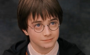 "דניאל רדקליף, ""הארי פוטר"" (צילום: Warner Bros. Pictures, צילום מסך)"