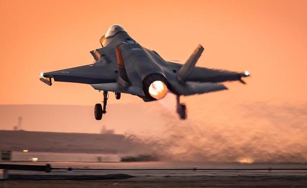 """תרגיל חיל האוויר ״ורד הגליל״ (צילום: דובר צה""""ל)"""