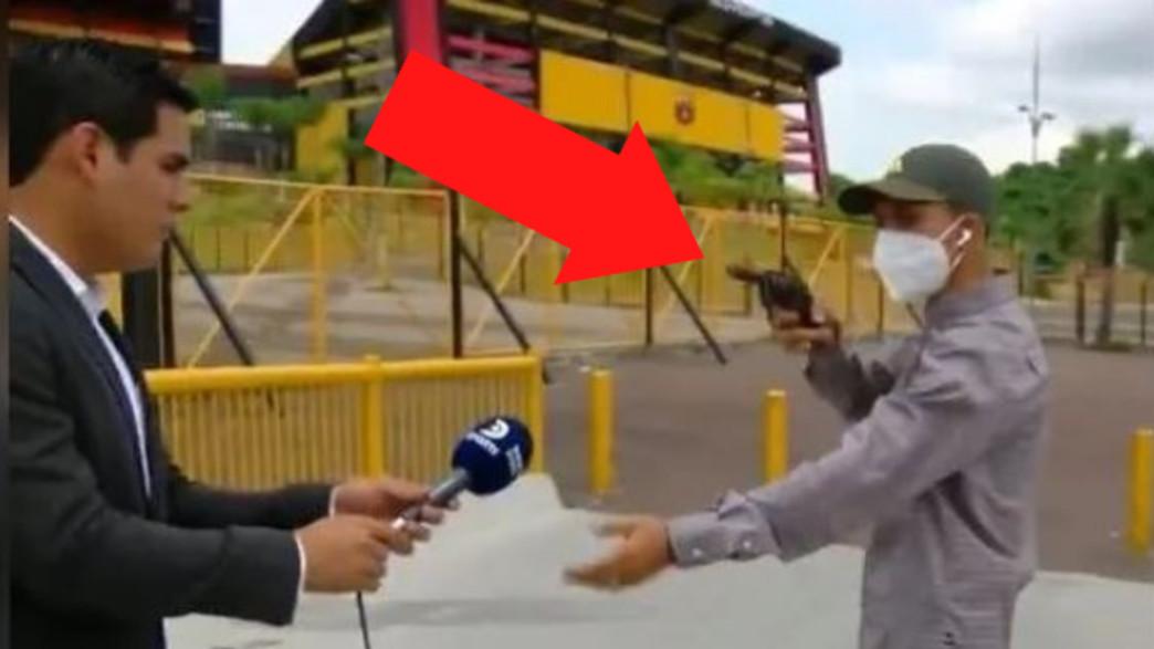 גואיאקיל (צילום: Hora 24 -Periodismo con razón-, יוטיוב)