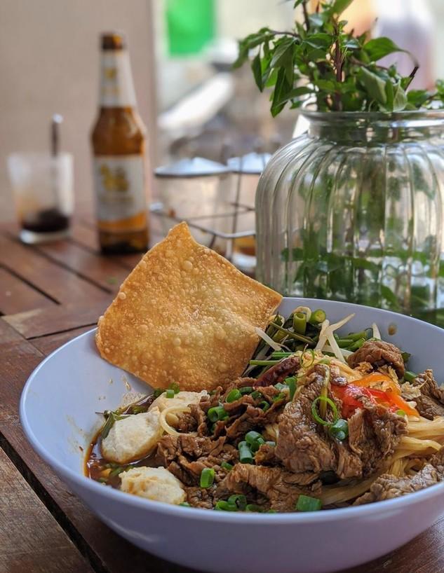 קוטייאו פט - מרק ברווז תאילנדי של גברת קוטייאו (צילום: מתי נקש, יחצ)