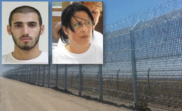 גדר גבול סוריה והאסירים שישוחררו במסגרת העסקה (צילום: חדשות)