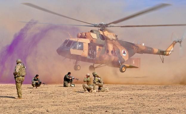 הטייסים (צילום: USAF/Capt. Anastasia Wasem)