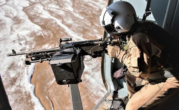 הטייסים (צילום: USAF/Tech. Sgt. Dennis J. Henry Jr)