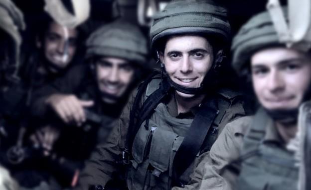 חייל עובדה (צילום: מתוך עובדה, קשת 12)