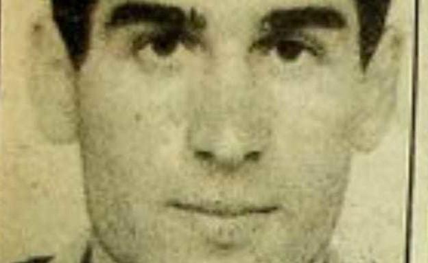 אדי רחמנוב (צילום: מתוך גיליון 7 ימים, ידיעות אחרונות, יולי 1993)