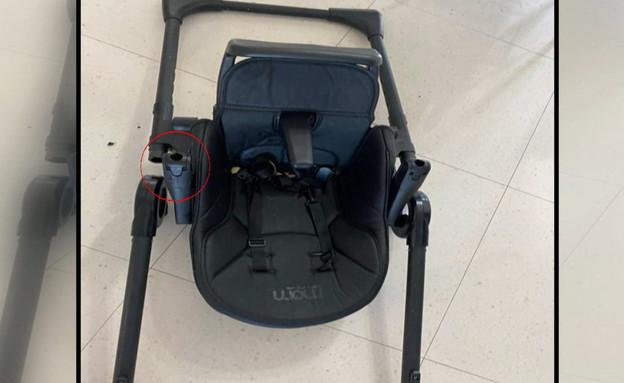כיסאות שבורים (צילום: N12)