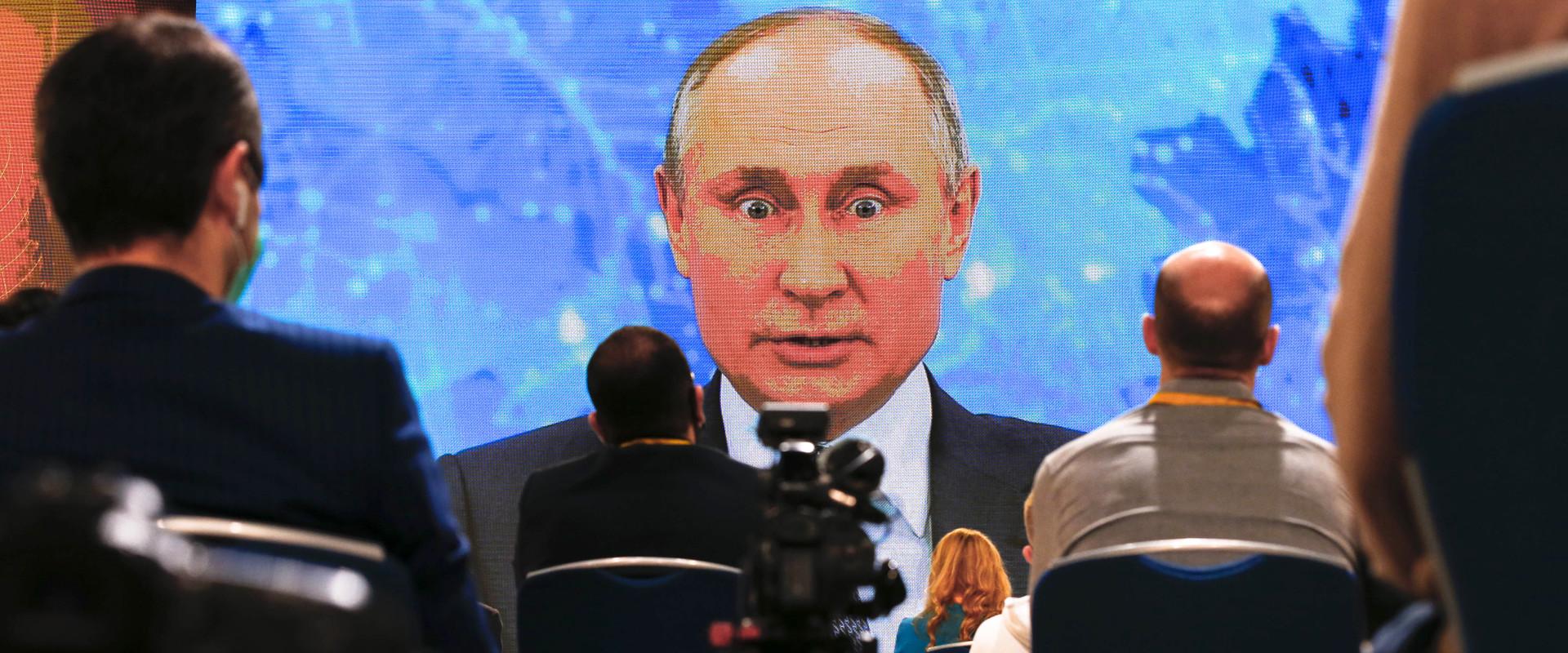 הנוסחה המצליחה של פוטין להישאר בשלטון הרוסי (צילום: ap)