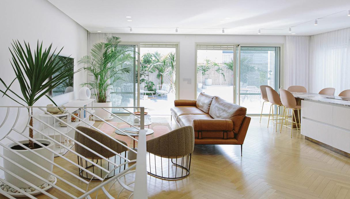דירה ביפו, עיצוב הילי לזרוב, אדריכל פיבקו אדריכלים - 6