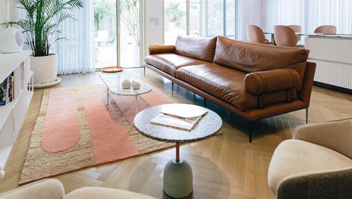 דירה ביפו, עיצוב הילי לזרוב, אדריכל פיבקו אדריכלים - 16