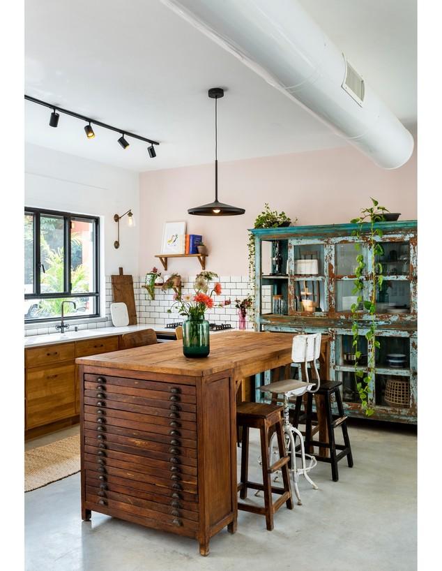אי מטבח, ג, עיצוב תומיק, סטיילינג דיאנה לינדר - 1 (צילום: בועז לביא)