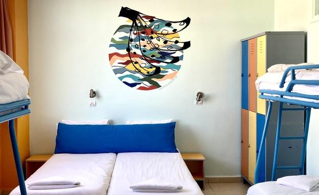 ציורי קיר ולנטינה - 6 (צילום: אביב טישלר)