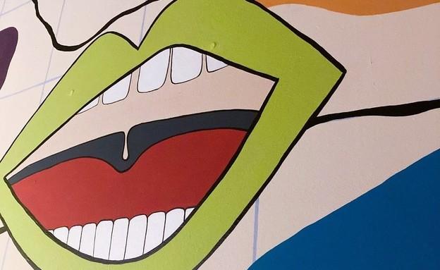 ציורי קיר ולנטינה - 3 (צילום: ולנטינה צ'יאפארו)