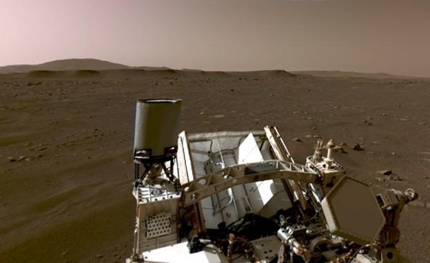 פרסבירנס (צילום: NASA Jet Propulsion Laboratory, Youtube)