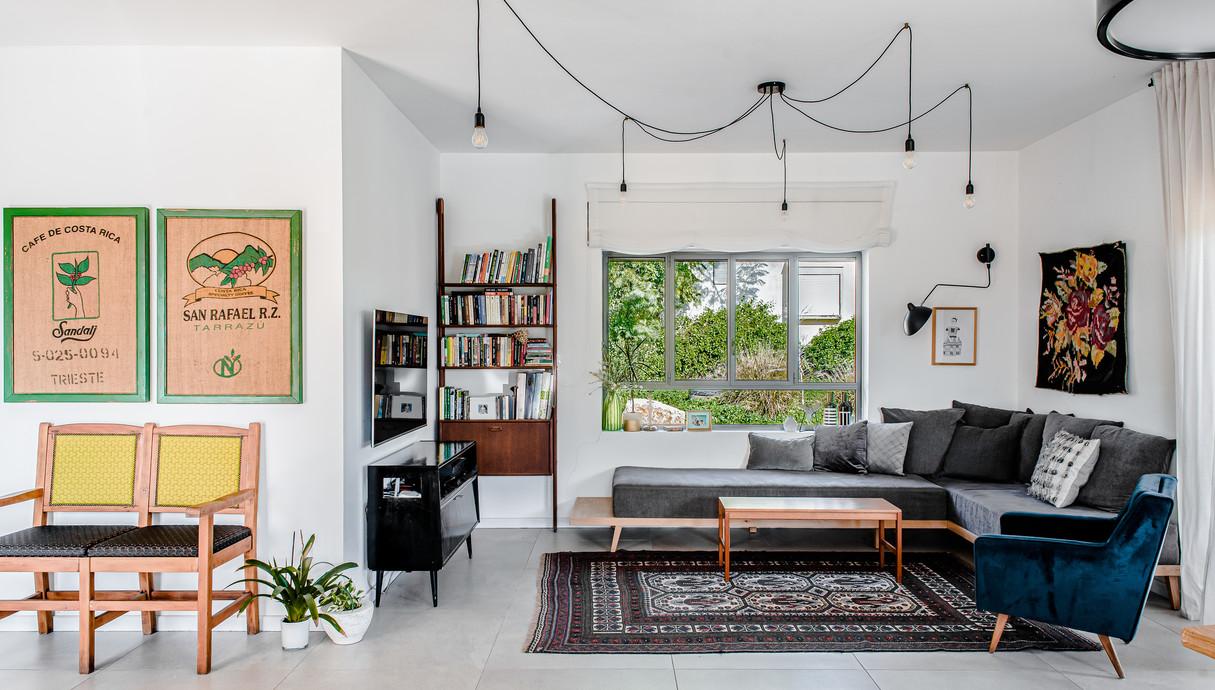 בית בגלאון, עיצוב יעלה צורף
