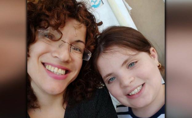 """בת 11 חלתה בקורונה ואושפזה במצב קשה (צילום: מתוך """"חדשות הבוקר"""" , קשת 12)"""