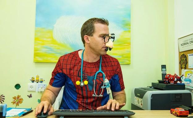 ד״ר עומר רביב (צילום: פשה מץ)