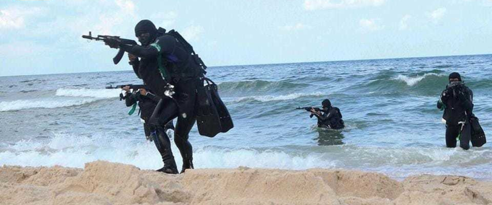 יחידת הקומנדו הימי של חמאס
