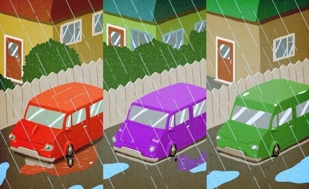חידת שלושת הבתים (איור: tipsmake.com)