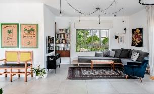 בית בגלאון, עיצוב יעלה צורף (צילום: קרין רבנה)