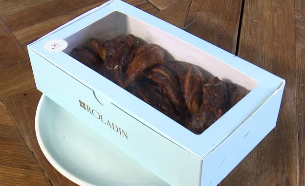 מבחן עוגות השמרים (צילום: חדשות 12)