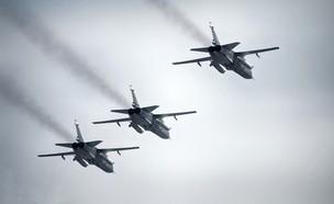 מבצע אווירי (צילום: Maximillian cabinet, ShutterStock)
