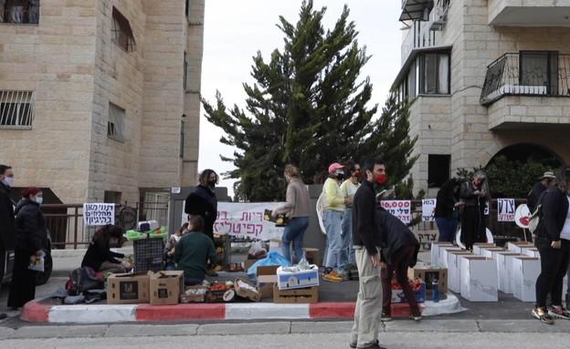 מחדל מענק הקורונה למשפחות הנזקקות