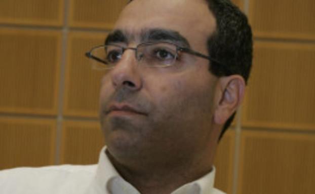 אהרון דרור, ראש מועצת גן יבנה (צילום: דודו גרינשפאן, ישראל היום)